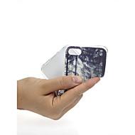 Недорогие Кейсы для iPhone 8-Кейс для Назначение Apple iPhone X / iPhone 7 Ультратонкий / С узором / Милый Кейс на заднюю панель Пейзаж / дерево Мягкий ТПУ для iPhone