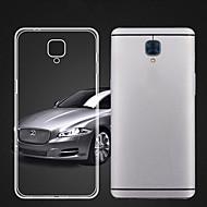 preiswerte Handyhüllen-Hülle Für OnePlus 3T Transparent Rückseite Solide Weich TPU für One Plus 3T