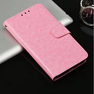 preiswerte Handyhüllen-Hülle Für Sony Xperia L2 Xperia XA1 Kreditkartenfächer mit Halterung Flipbare Hülle Ganzkörper-Gehäuse Solide Hart PU-Leder für Xperia