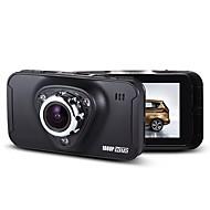 Недорогие Видеорегистраторы для авто-Factory OEM M7 1080p HD Автомобильный видеорегистратор 170° Широкий угол 3.0 Мп КМОП 2.7 дюймовый TFT Капюшон с Ночное видение / G-Sensor