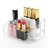 Plastic Rectangle New Design Home Organization, 1pc Holders / Makeups Storage / Desktop Organizers