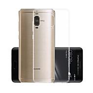 preiswerte Handyhüllen-Hülle Für Huawei Mate 9 Pro Transparent Rückseite Solide Weich TPU für Mate 9 Pro