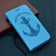 Недорогие Чехлы и кейсы для Galaxy S9-Кейс для Назначение SSamsung Galaxy S9 Plus / S9 Кошелек / Бумажник для карт / со стендом Чехол Слова / выражения / Соблазнительная