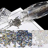 abordables Maquillaje y manicura-1pcs Cristal / Elegante Joyería de uñas Nail Art Forms