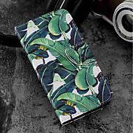 preiswerte Handyhüllen-Hülle Für Wiko WIKO Sunny 2 plus Geldbeutel / Kreditkartenfächer / mit Halterung Ganzkörper-Gehäuse Baum Hart PU-Leder für Wiko View