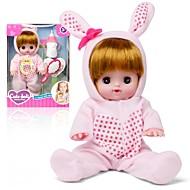 cheap -Reborn Doll Baby Girl 10inch Silicone - lifelike Girls' Kid's Gift