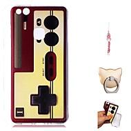 preiswerte Handyhüllen-Hülle Für Huawei P10 Lite / P9 Lite Muster Rückseite Cartoon Design Weich TPU für P10 Lite / P10 / Huawei P9 Lite