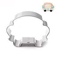 cheap -Bakeware tools Stainless Steel Creative / DIY For Cake / For Cookie / For Chocolate Cake Molds / Cookie Cutters 1pc