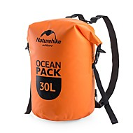 abordables Bolsas y cajas impermeables-Naturehike 30 L Bolso seco impermeable Resistente a la lluvia, Entrenador, Listo para vestir para Natación / Buceo / Surfing