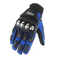 abordables Guantes para Moto-Madbike Dedos completos Unisex Guantes de moto Material Mixto Transpirable / Resistencia al desgaste / Protector