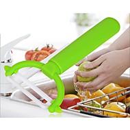 お買い得  キッチン用小物-セラミックの果物のピーラーの手は、セラミックナイフのメロンの平面の果物スライサーの台所用品