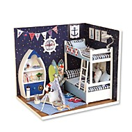 cheap -Dollhouse Creative / Exquisite Mini Pieces Child's Gift