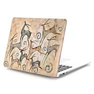 """お買い得  MacBook 用ケース/バッグ/スリーブ-MacBook ケース 創造的 プラスチック のために 新MacBook Pro 15"""" / 新MacBook Pro 13"""" / MacBook Pro 15インチ"""