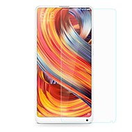 זול מגני מסך-מגן מסך ל XIAOMI Xiaomi Mi Max 2 זכוכית מחוסמת יחידה 1 מגן מסך קדמי קשיחות 9H / עמיד לשריטות