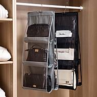 お買い得  収納&整理-PVC / 不織布 長方形 クリエイティブ / 新デザイン ホーム 組織, 1セット ストレージユニット / クローゼット整理