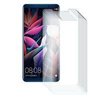 お買い得  スクリーンプロテクター-スクリーンプロテクター のために Huawei Mate 10 pro 強化ガラス 10枚 スクリーンプロテクター 硬度9H / 傷防止