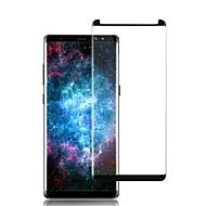 お買い得  Samsung 用スクリーンプロテクター-スクリーンプロテクター のために Samsung Galaxy Note 9 強化ガラス 1枚 スクリーンプロテクター ハイディフィニション(HD) / 硬度9H / 超薄型