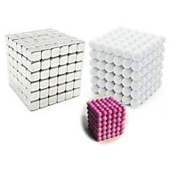 preiswerte Spielzeuge & Spiele-432 pcs Magnetspielsachen Magnetische Bälle Magnetspielsachen Superstarke Magnete aus seltenem Erdmetall Magnetisch Quadrat Stress und Angst Relief Büro Schreibtisch Spielzeug Lindert ADD, ADHD