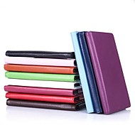 preiswerte Handyhüllen-Hülle Für Lenovo Lenovo Tab3 7 mit Halterung / Magnetisch Ganzkörper-Gehäuse Solide Hart PU-Leder für Lenovo Tab3 7