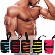 abordables Ejercicio y Fitness-Cintas para las muñecas Con 1 pcs Nailon Ajustable, Eslático, Sujeción para la muñeca Transpirable, Resistencia al desgaste por Ejercicio y Fitness / Gimnasia / Rutina de ejercicio muñeca Hombre