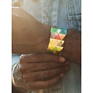 abordables Relojes Deportivos-Hombre / Mujer Reloj Deportivo Chino Cronógrafo / Creativo / Nuevo diseño Otros Banda Casual / Colorido Negro / Blanco / Rojo