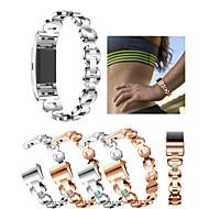 Watch kapela pro Fitbit Charge 2 Fitbit Sportovní značka / Design šperků Nerez / Keramika Poutko na zápěstí
