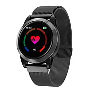 cheap -Indear R15 Smart Bracelet Smartwatch Android iOS Bluetooth Heart Rate Monitor Touch Screen Calories Burned Distance Tracking Pedometer Call Reminder Activity Tracker Sleep Tracker Sedentary Reminder