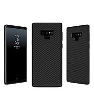 Недорогие Чехлы и кейсы для Galaxy Note 8-nillkin case for samsung galaxy note 9 / примечание 8 тисненые обратные обложки / волны твердые углеродные волокна для примечания 9 / примечание 8