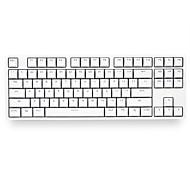 preiswerte Tastaturen-Xiaomi MK01 Kabel Tastaturen 87 pcs Mechanische Tastatur USB-Anschluss angetrieben