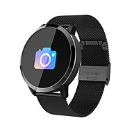cheap -Kimlink Q8-M Smart Bracelet Smartwatch Android iOS Bluetooth Heart Rate Monitor Blood Pressure Measurement Calories Burned Long Standby Pedometer Call Reminder Sleep Tracker Sedentary Reminder Find