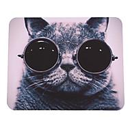 お買い得  マウスパッド-Factory OEM 基本的なマウスパッド 22 cm ラバー Mousepad