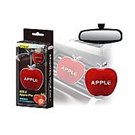 cheap Car Air Purifiers-Car Air Purifiers Common / Decoration Car perfume Plastic / Oil Aromatic function