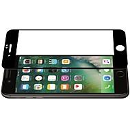 Недорогие Защитные плёнки для экрана iPhone-Защитная плёнка для экрана для Apple iPhone 7 Plus Закаленное стекло 1 ед. Защитная пленка на всё устройство HD / Уровень защиты 9H / Взрывозащищенный
