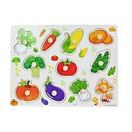 abordables Juguetes Educativos-Juguete de Lectura Todoterreno Número / Letra / Fruta Nuevo diseño De madera Todo Niños / Niño Regalo 1 pcs