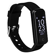 cheap -COOLHILLS CB-601+ Smart Bracelet Smartwatch Android iOS Bluetooth Heart Rate Monitor Blood Pressure Measurement Touch Screen Calories Burned Timer Pedometer Call Reminder Sleep Tracker Sedentary