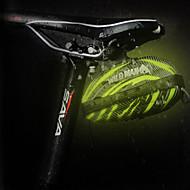 abordables Accesorios para Ciclismo y Bicicleta-Bolsa para Guardabarro Reflexivo, Resistente a la lluvia, Cremallera impermeable Bolsa para Bicicleta Cuero de PU / EVA Bolsa para Bicicleta Bolsa de Ciclismo Ciclismo Bicicleta