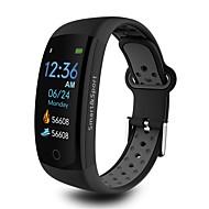 Недорогие Смарт-электроника-Indear Q6S Умный браслет Android iOS Bluetooth Спорт Водонепроницаемый Пульсомер Измерение кровяного давления Сенсорный экран / Израсходовано калорий / Таймер / Педометр / Напоминание о звонке