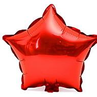 abordables Decoraciones de fiesta-Globos Estrella de mar Creativo Cumpleaños Decoraciones del partido 1pc