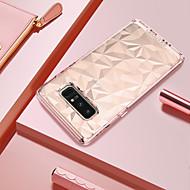 Недорогие Чехлы и кейсы для Galaxy Note 8-BENTOBEN Кейс для Назначение SSamsung Galaxy Note 8 Защита от удара / Покрытие / Ультратонкий Кейс на заднюю панель Однотонный Мягкий ТПУ / ПК для Note 8
