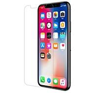Недорогие Защитные плёнки для экрана iPhone-Защитная плёнка для экрана для Apple iPhone XS / iPhone XR / iPhone XS Max Закаленное стекло 1 ед. Защитная пленка для экрана HD / Уровень защиты 9H / 2.5D закругленные углы