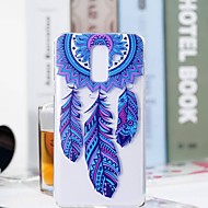Недорогие Чехлы и кейсы для Galaxy S8 Plus-Кейс для Назначение SSamsung Galaxy S9 Plus / S9 Прозрачный / С узором Кейс на заднюю панель Ловец снов Мягкий ТПУ для S9 / S9 Plus / S8 Plus
