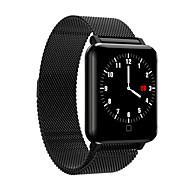 Smartwatch M19 Women Men Heart Rate Blood Pressure Bluetooth waterproof Sport Smart Bracelet  for Android iOS