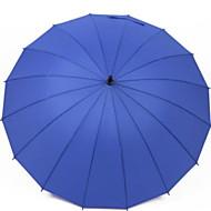 Недорогие Защита от дождя-Нержавеющая сталь Все Солнечный и дождливой / Новый дизайн Складные зонты