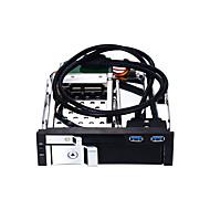 お買い得  -Unestech USB 3.0 に SATA 3.0 ハードドライブブラケットコンバータトレイ HDD対応 / メモリーバックアップ / プラグアンドプレイ / マルチファンクション 8000 GB ST7226U