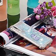 preiswerte Handyhüllen-Hülle Für Huawei P20 / P20 Pro Stoßresistent / Mit Flüssigkeit befüllt / Muster Rückseite Elefant Weich TPU für Huawei P20 / Huawei P20 Pro / Huawei P20 lite