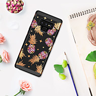 cheap Samsung Accessories-BENTOBEN Case For Samsung Galaxy Note 9 Shockproof / Pattern Back Cover Fruit / Marble Hard PC for Note 9