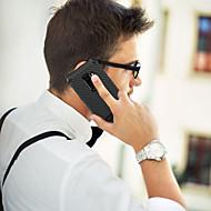 Недорогие Чехлы и кейсы для Galaxy S8 Plus-Кейс для Назначение SSamsung Galaxy S9 Plus / S9 Защита от удара / со стендом / Покрытие Кейс на заднюю панель Сияние и блеск Твердый Кожа PU / ТПУ / ПК для S9 / S9 Plus / S8 Plus