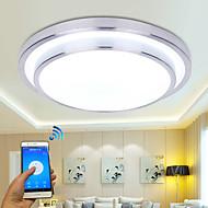 Недорогие Интеллектуальные огни-современный светодиодный потолочный светильник для потолочных светильников для потолочных светильников для домашнего живого дома ac110-240v