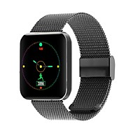 cheap -Indear S88 Smart Bracelet Smartwatch Android iOS Bluetooth Sports Waterproof Heart Rate Monitor Blood Pressure Measurement Pedometer Call Reminder Activity Tracker Sleep Tracker Sedentary Reminder