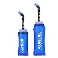 abordables Accesorios para Acampada y Senderismo-Botella Sport Ligero flexible ajustable TPU Al aire libre para Pesca Camping Running Azul